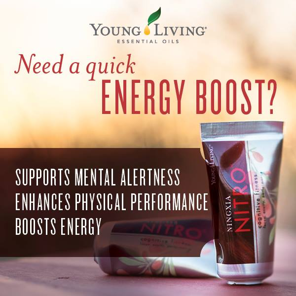Need a quick enery boost?