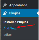 Add New Plug-in