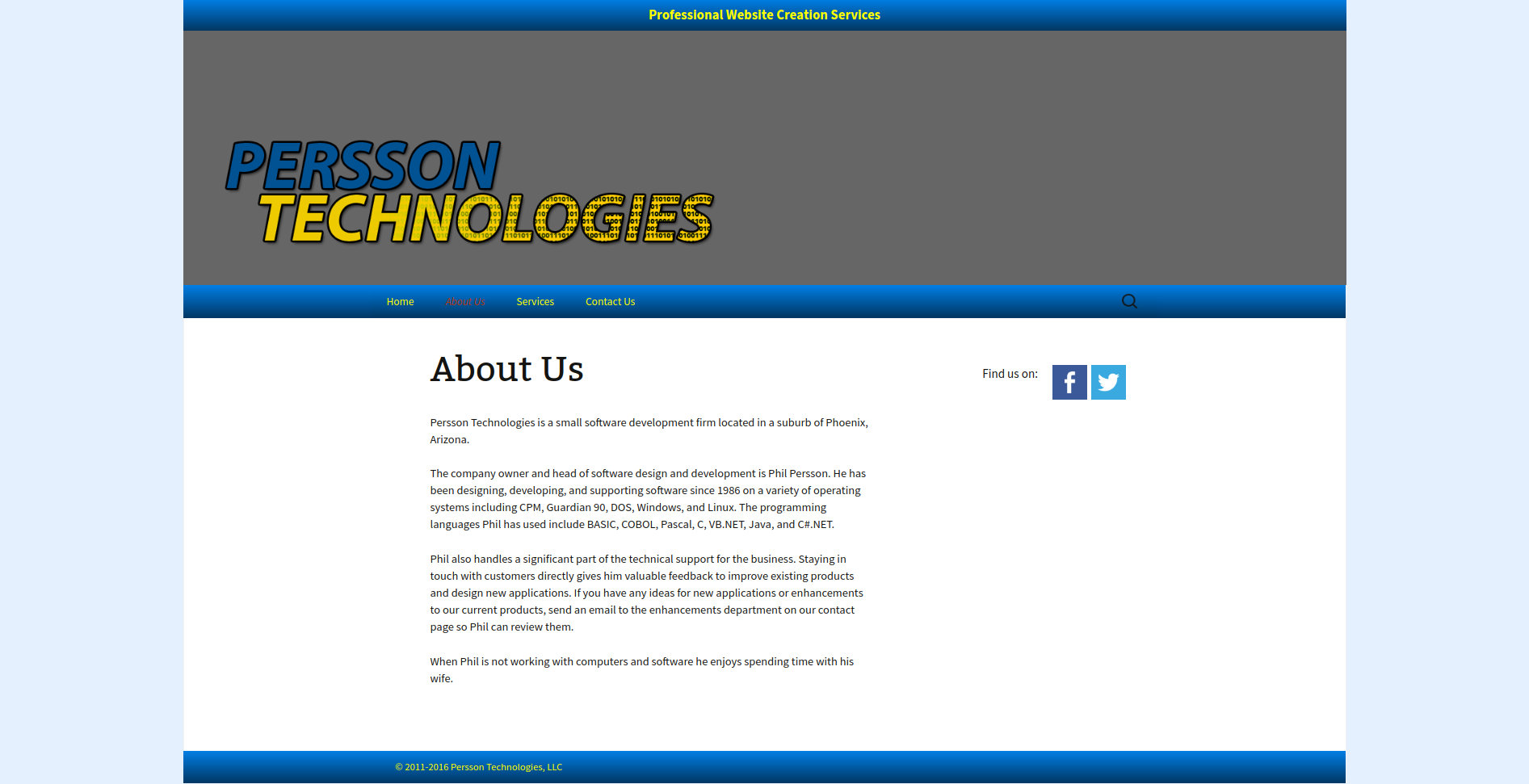 02-2016-07-30 - about us page - beginnings