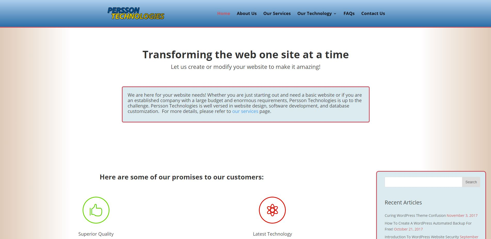 06-New Home Page