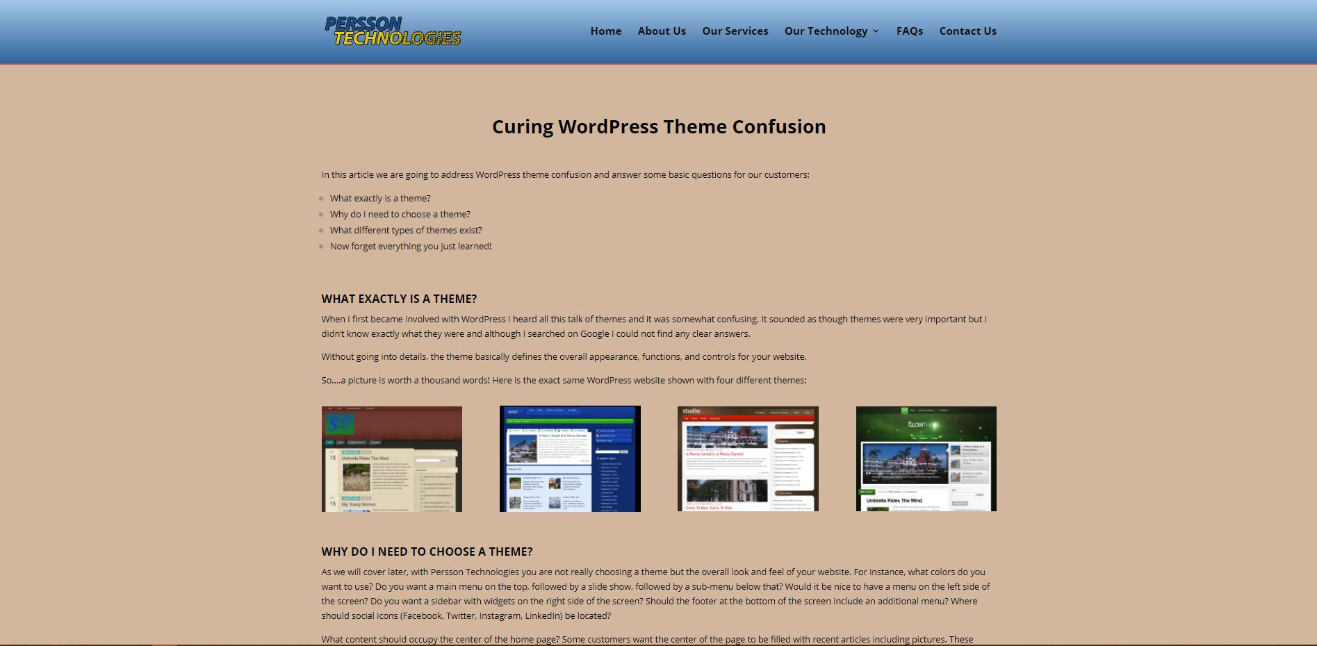 07-Blog Pages